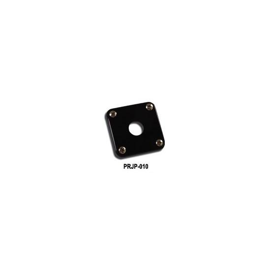 GIBSON PRJP010 JACK PLATE BLACK PLASTIC