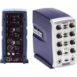 LEXICON OMEGA INTERFACE TARJETA AUDIO USB SOBREMESA. OUTLET