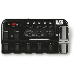 LINE 6 FLOORPOD PLUS PEDALERA MULTIEFECTOS. OUTLET
