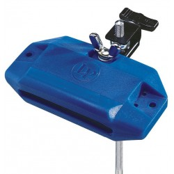 LATIN PERCUSSION LP1205 JAM BLOCK HIGH PITCH  BLUE