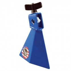 LATIN PERCUSSION LP1231 CENCERRO JAM BELL HIGH PITCH BLUE