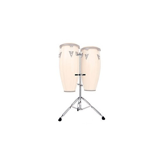 LATIN PERCUSSION LPA652 SOPORTE CONGA DOBLE. OUTLET