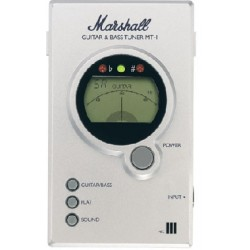 MARSHALL MT1 AFINADOR DIGITAL GUITARRA/BAJO. OUTLET