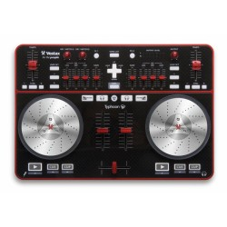 VESTAX TYPHOON CONTROLADOR MIDI AUDIO USB. OUTLET