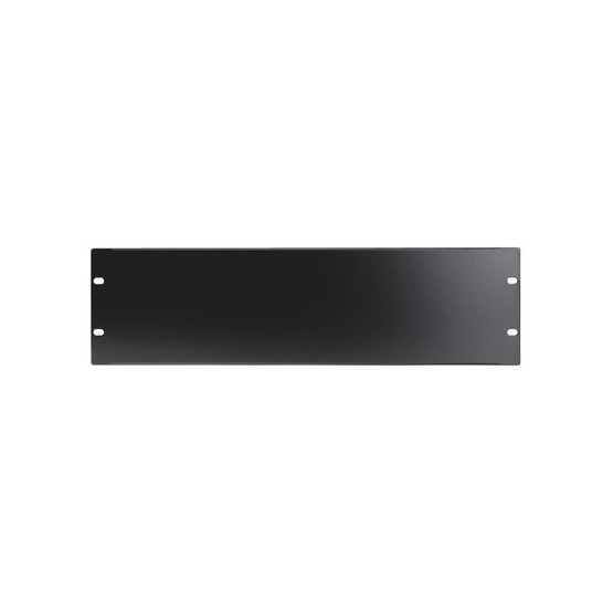 MONACOR RCP8703U TAPA FRONTAL RACK 3 UNIDADES. OUTLET
