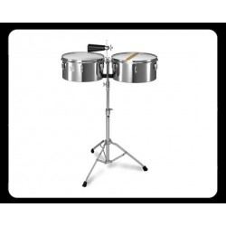 PEARL PTB5145 TIMBALES 14 + 15 CON SOPORTE. OUTLET