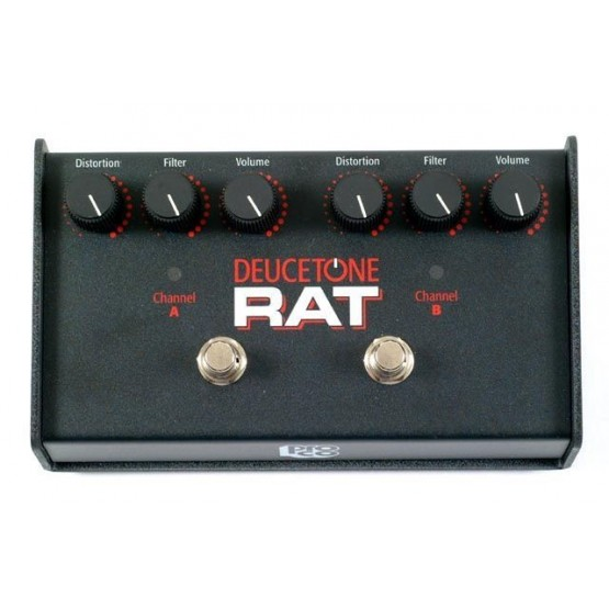 PRO CO DEUCE TONE RAT PEDAL DISTORSION