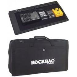 ROCKBAG RB23100B ESTUCHE PEDALES CON FUENTE ALIMENTACION