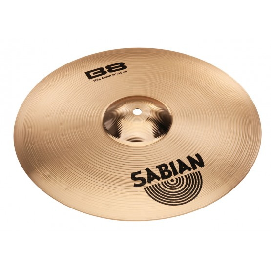 SABIAN B8 41606 THIN CRASH 16 PLATO BATERIA