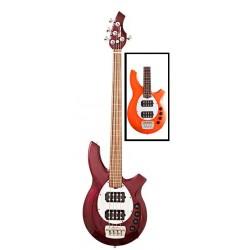MUSICMAN BONGO BAJO ELECTRICO TANGERINE PEARL 142 TG 22 02