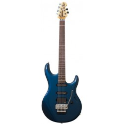 MUSICMAN LUKE 20TH ANNIVERSARY GUITARRA ELECTRICA BLUE PEARL 911 LB 20 00. DEMO