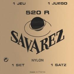 SAVAREZ 520 R JUEGO CUERDAS GUITARRA ESPAÑOLA