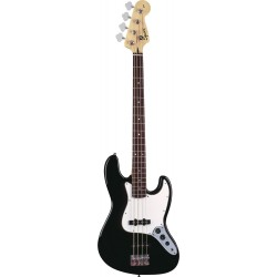 SQUIER AFFINITY JAZZ BASS RW BAJO ELECTRICO BLACK