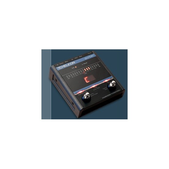 TC ELECTRONIC HARMONY CONTROL GUITARRA PEDAL. OUTLET