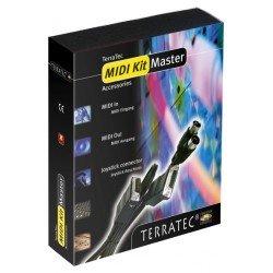 TERRATEC MIDI KIT MC01 CABLE MIDI/JOYSTICK