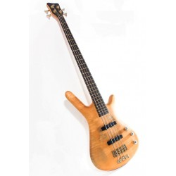 WARWICK CORVETTE PROLINE 4 CUERDAS BAJO ELECTRICO NATURAL. OUTLET