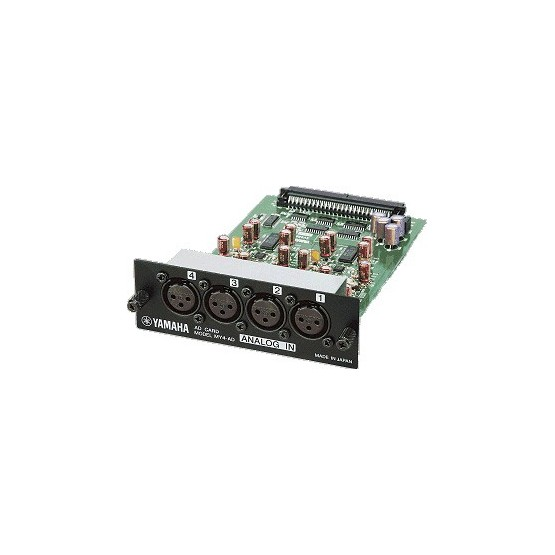 YAMAHA MY4AD TARJETA DE EXPANSION DIGITAL I/O CARD