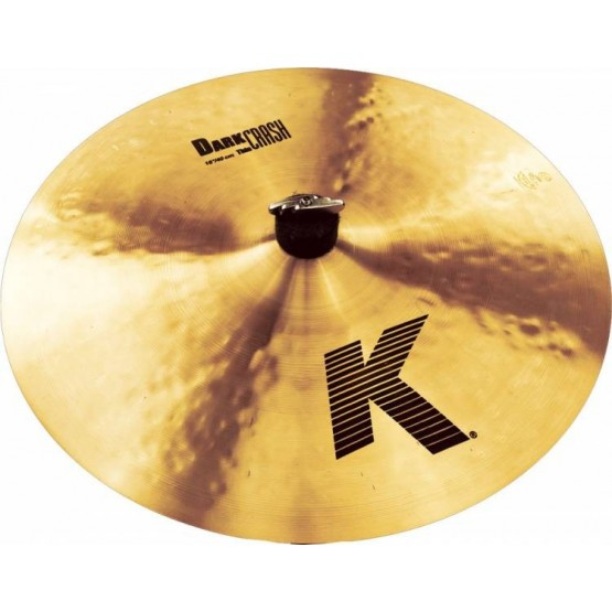 ZILDJIAN K DARK THIN CRASH 16 PLATO BATERIA