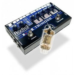 RADIAL TRIMODE PEDAL DE DISTORSION CON VAVULA. OUTLET