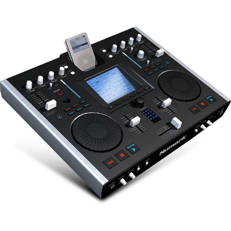 Comprar numark idj2 mezclador para ipod con scratch for Mejores mesas de mezclas
