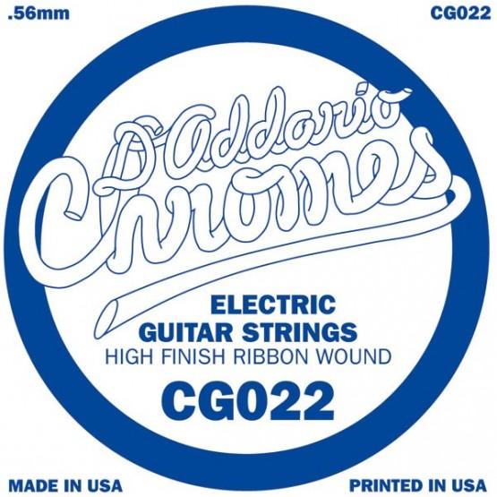 D'ADDARIO CG022 CUERDA GUITARRA ELECTRICA
