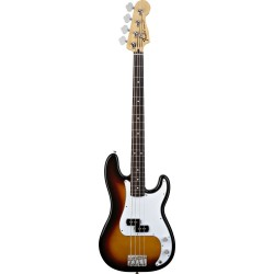 FENDER STANDARD PRECISION BASS RW BAJO ELECTRICO BROWN SUNBURST