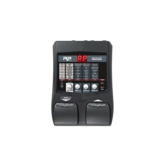 DIGITECH RP155 PEDALERA MULTIEFECTOS GUITARRA. OUTLET