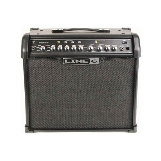 LINE 6 SPIDER IV 30 AMPLIFICADOR GUITARRA 30W. OUTLET