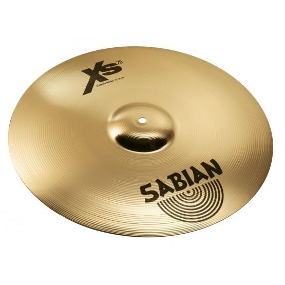 SABIAN XS1811B XS20 CRASH RIDE 18 PLATO BATERIA
