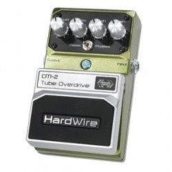 HARDWIRE CM2 PEDAL TUBE OVERDRIVE