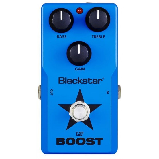 BLACKSTAR LT BOOST PEDAL BOOSTER GUITARRA. B-STOCK