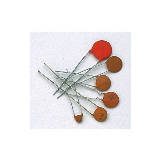 ALL PARTS EP0056000 02 MFD CERAMIC DISC CAPACITORS