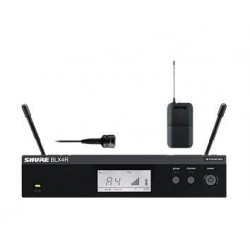 SHURE BLX14RE PG85 SISTEMA INALAMBRICO DE SOLAPA PRESENTER PG. OUTLET