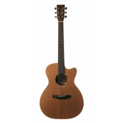 LAKEWOOD M14CP GUITARRA ELECTROACUSTICA GRAND CONCERT NATURAL