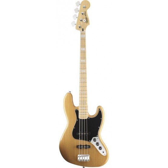 SQUIER VINTAGE MODIFIED JAZZ BASS 77 MN BAJO ELECTRICO AMBER