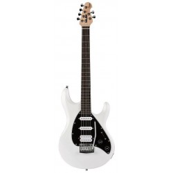 STERLING BY MUSICMAN SUB SILO3 WH R GUITARRA ELECTRICA BLANCA. OUTLET