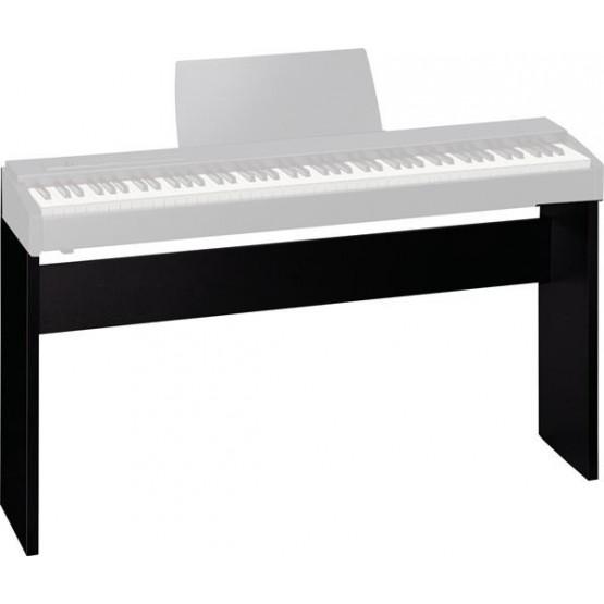 ROLAND KSC68 CB SOPORTE PIANO DIGITAL F20 CB NEGRO SATINADO. OUTLET