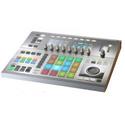 NATIVE INSTRUMENTS MASCHINE STUDIO WH PRODUCCION MUSICAL BLANCO