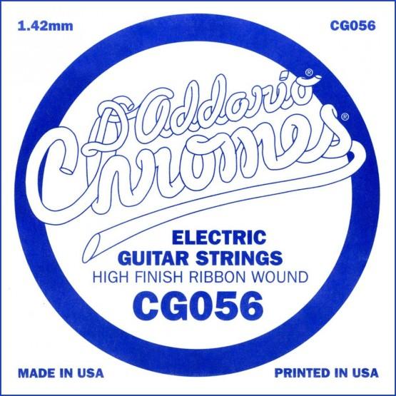 D'ADDARIO CG056 CUERDA GUITARRA ELECTRICA