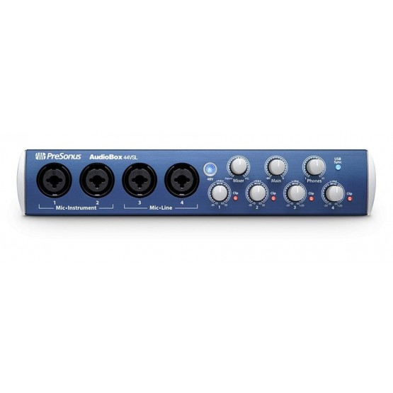 PRESONUS AUDIOBOX AB44 VSL INTERFAZ DE AUDIO USB