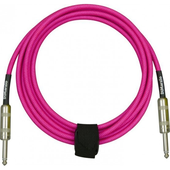 DIMARZIO EP1718SSPK CABLE NEON ROSA 5,5M