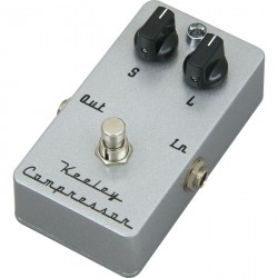 KEELEY COMPRESSOR PEDAL. OUTLET