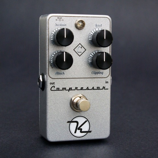 KEELEY C4 COMPRESSOR PEDAL