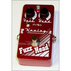 KEELEY FUZZ HEAD PEDAL. OUTLET