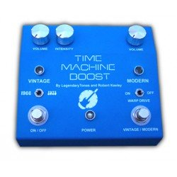 KEELEY TIME MACHINE BOOST PEDAL. OUTLET