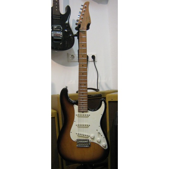 SUHR ANTIQUE CLASSIC 2TTB CUSTOM SERIES GUITARRA ELECTRICA Nº18008
