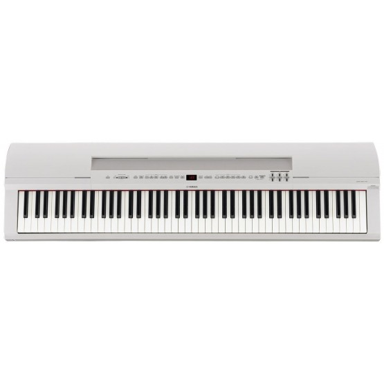 YAMAHA P255 WH PIANO DIGITAL BLANCO