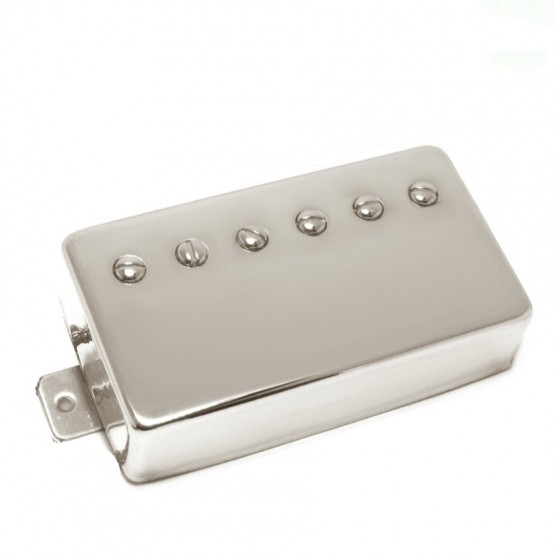 SUHR ALDRICH PASTILLA HUMBUCKER BRIDGE NICKEL COVER 53mm