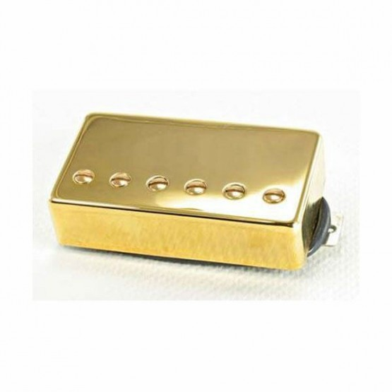 SUHR ALDRICH PASTILLA HUMBUCKER BRIDGE GOLD COVER 53MM