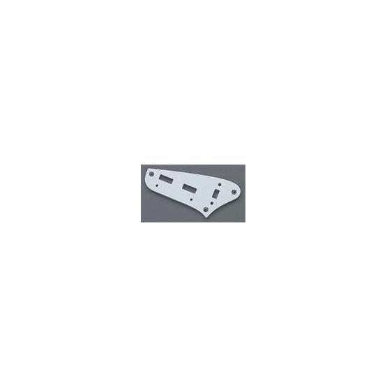 ALL PARTS AP0658010 UPPER SWITCH PLATE FOR JAGUAR, CHROME